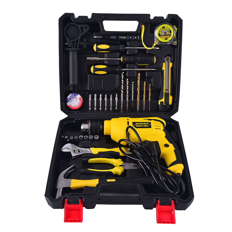 UPSPIRIT HK-ID1335 power tools 13mm electric drive impact drill set