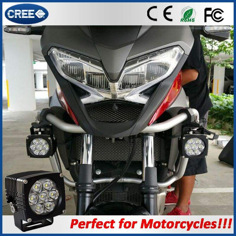 New products 2016 innovative product with cree xml u2 led bike light,fog lamp 36v for electr bike