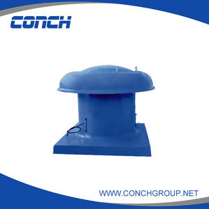 DWT series low noise axial roof exhaust fan