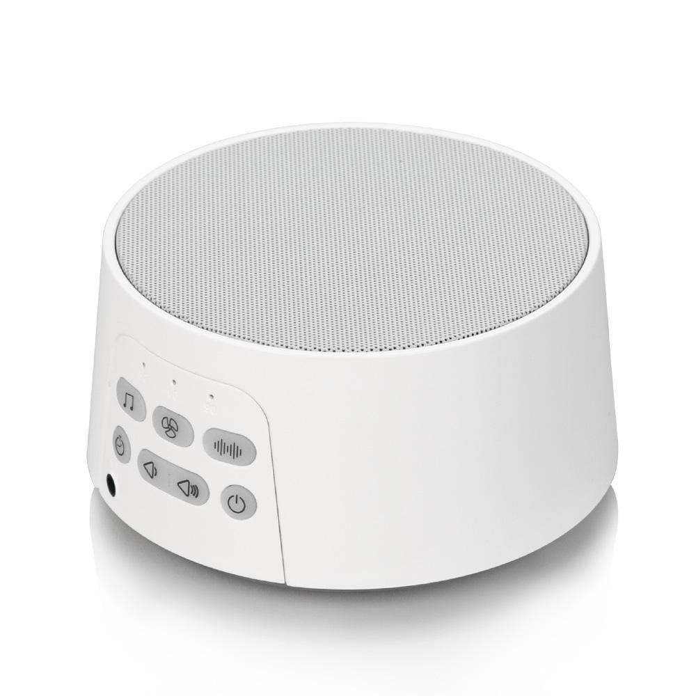 Home Portable White Noise Sleep Machine for Babies, Supportable 24 Natural Sounds