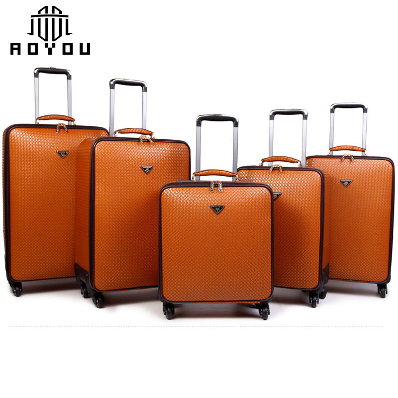 3pcs 16inch 20inch and 24inch durable fashion wholesale travel trolley luggage sets suitcase set