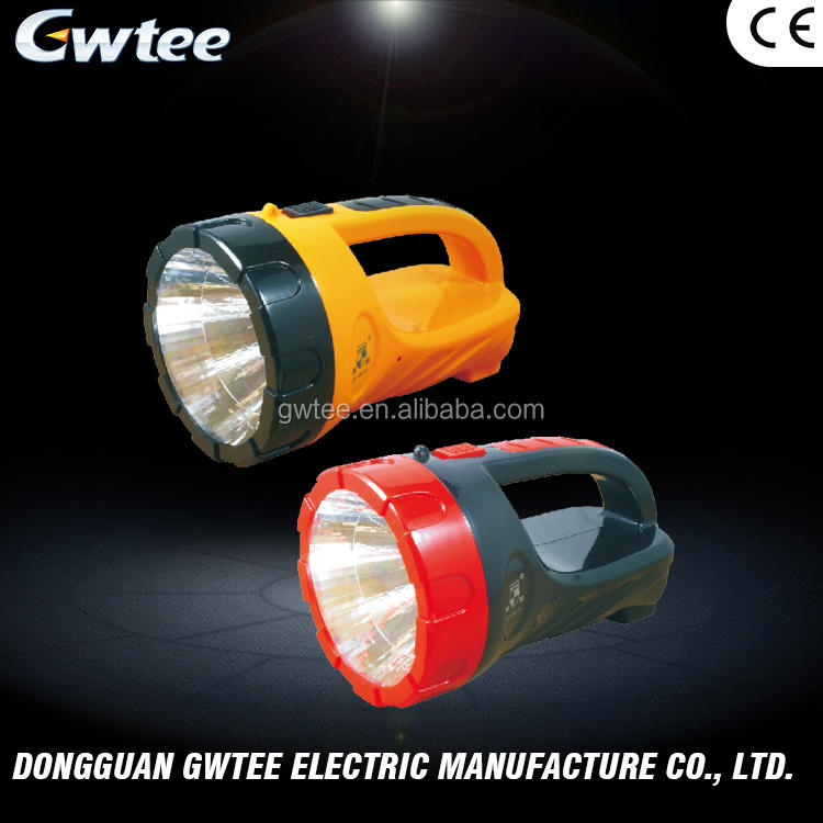 Yüksek talep ithalat ürünleri 2 W çin led spot GT-8519 1500 MAH