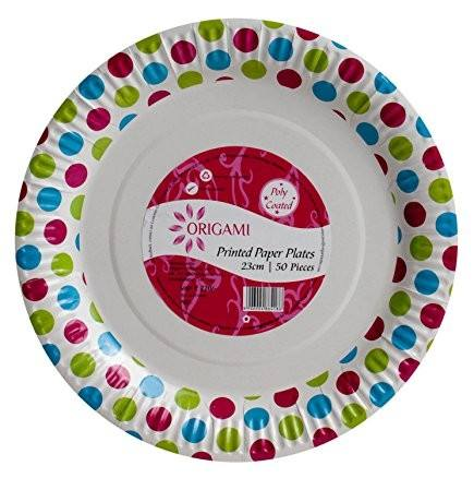 "Heavy Duty Disposable 10"" Paper Plates Perfectware Plate 8 Everyday- 125 Coated Paper Plates for Everyday Use"