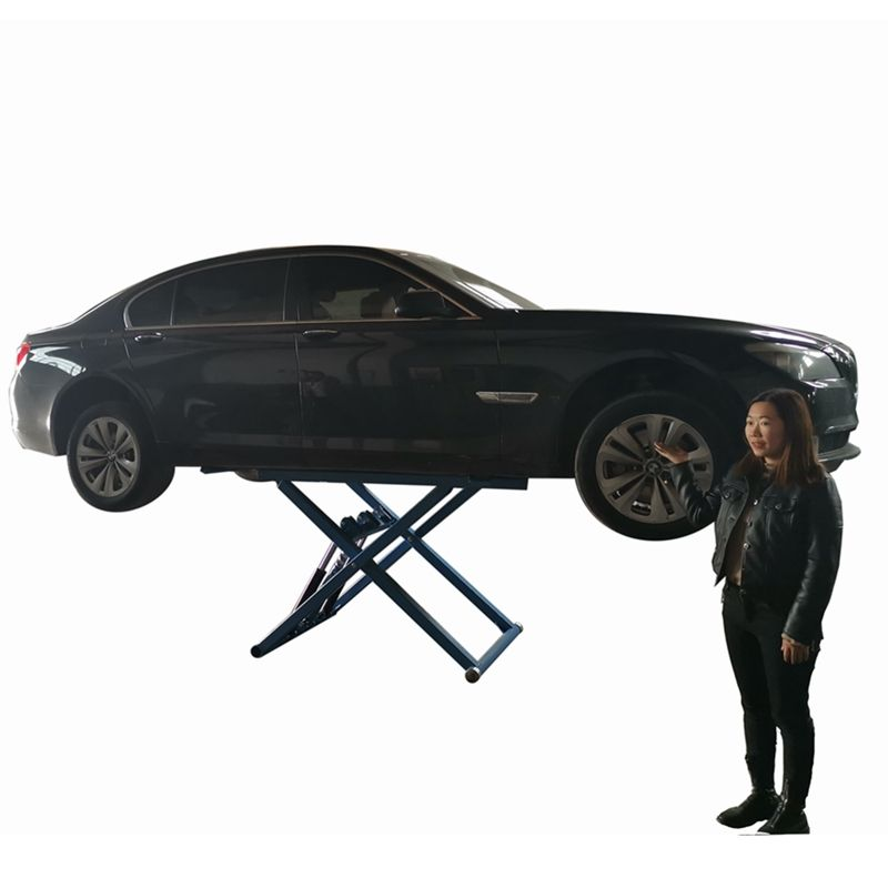 Mid Rise Automotive Car Scissor Lift Platform