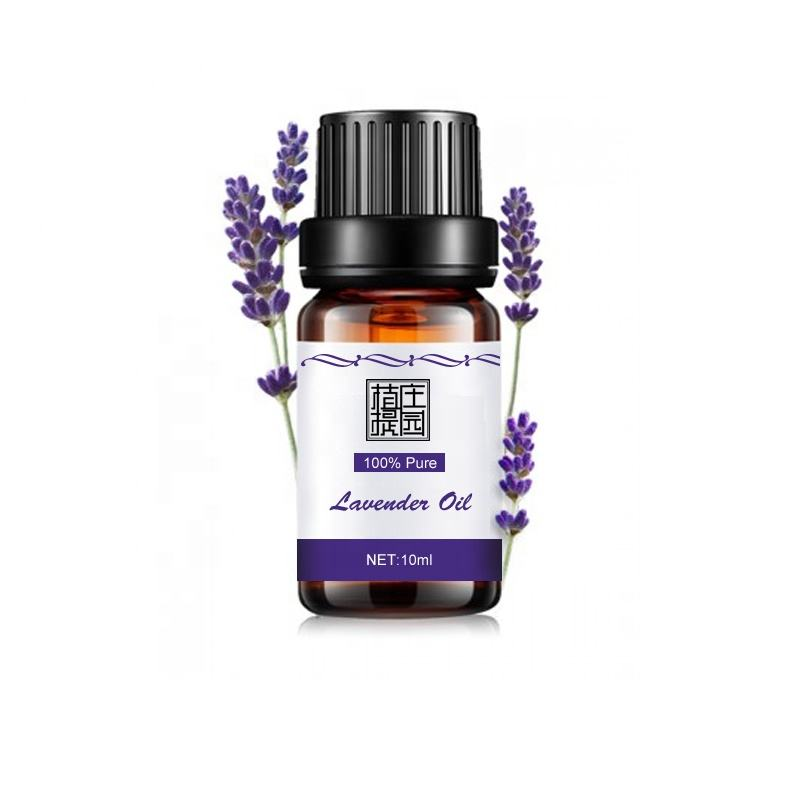 2019 Hot Product Hair Growth Skin Food Function Lavender Essential Oil