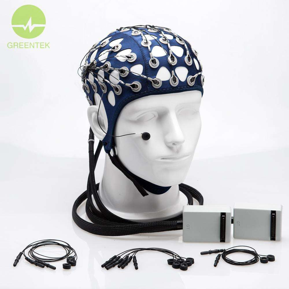 BP EEG Electrode Cap Brain Products Compatible EEG recording Cap for Psychology and Neuroscience research