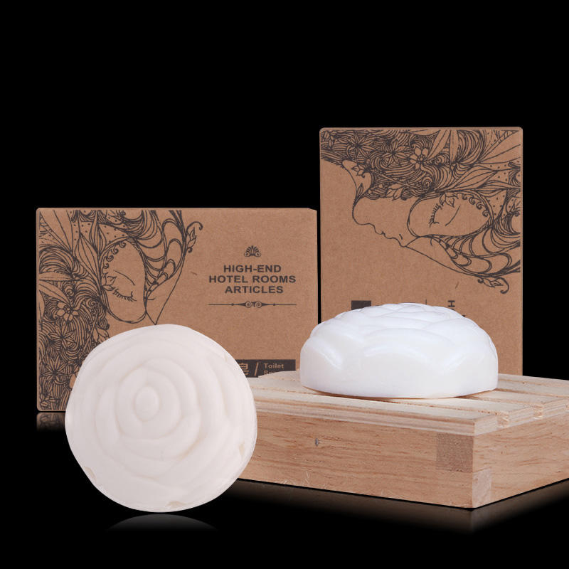 Daily necessities competitive prices mini hotel soap