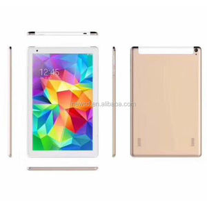 China OEM ODM 10,1 pulgadas android tablet 3G llamada 16 GB sin marca tablet pc en stock