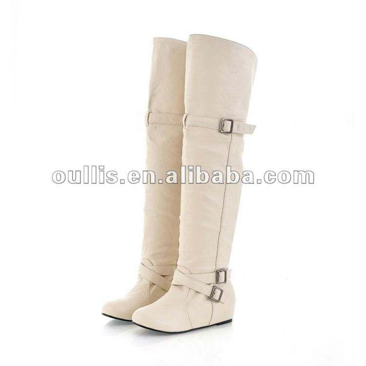 new shoes for ladies wellington boot lady fashion shoe XW266