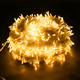 100M 600 led String light AC220V AC110V Warm White christmas Holiday fairy Party Wedding outdoor decoration lighting