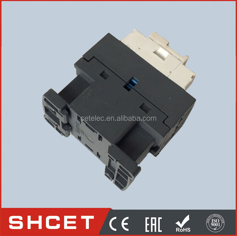 cjx2-1210 ac contactor 80A 220V 3 Poles Electrical Magnetic AC contactor Types Good Price