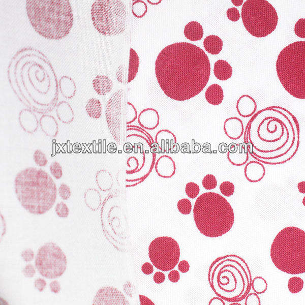 custom printed fabric chiffon printed fabric 100% cotton Fabric printed Pattern 30*30 68*68