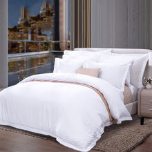 Luxury 5 Star Hotel 100% Cotton Queen Size 400TC Bedding Sets