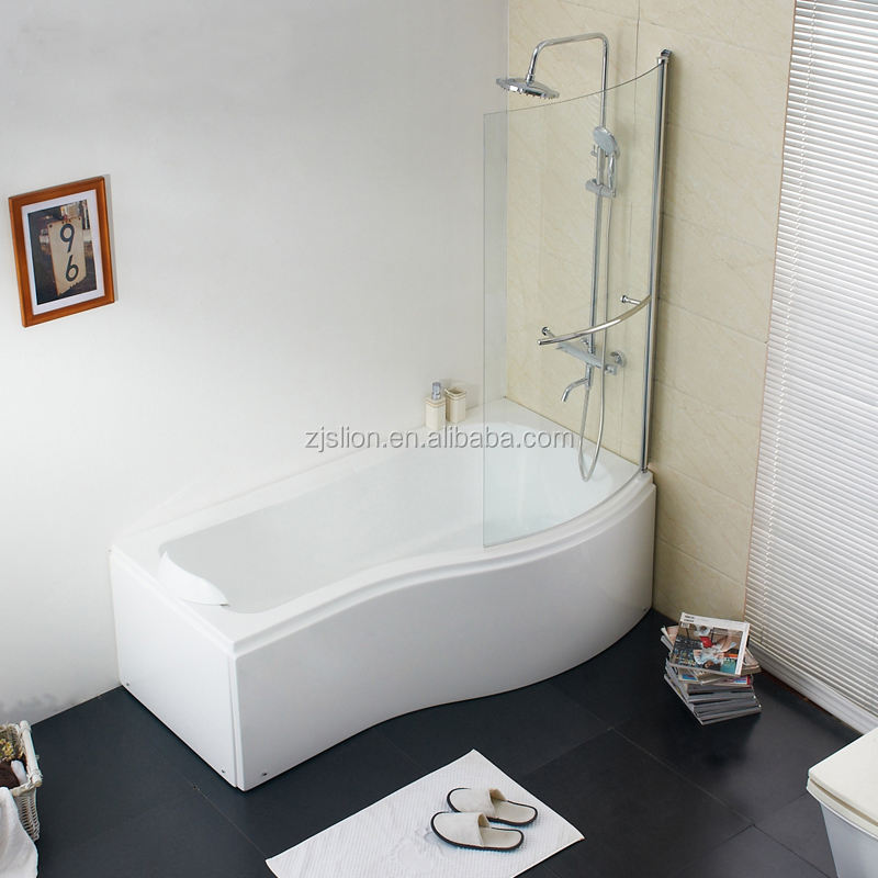 2020Acrylic custom size bathtubs shower baths