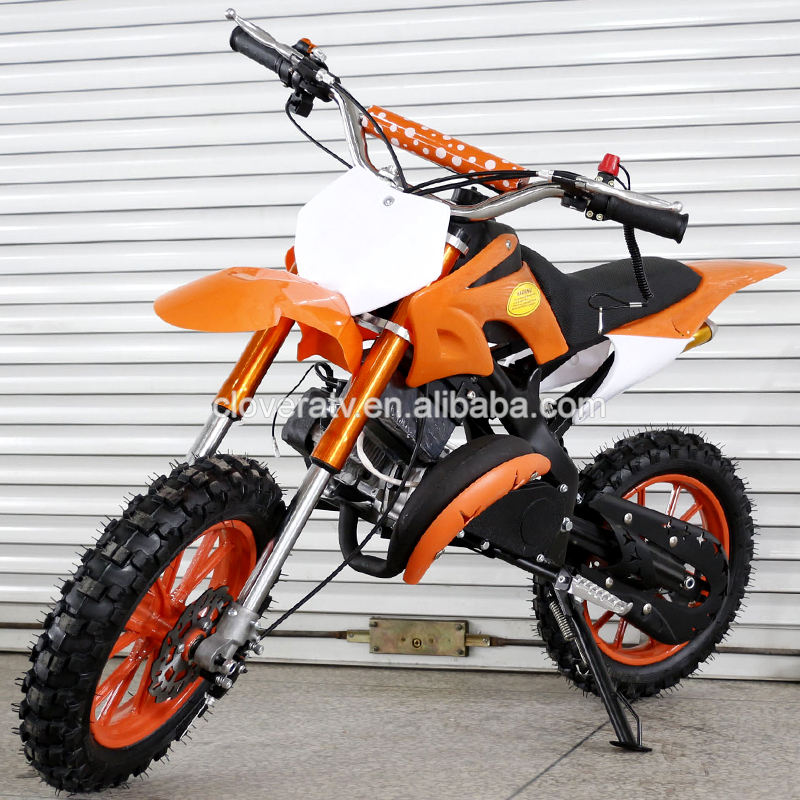 Popular Big Wheel 49cc Kids Dirt Bike Gas Motorcycle with CE