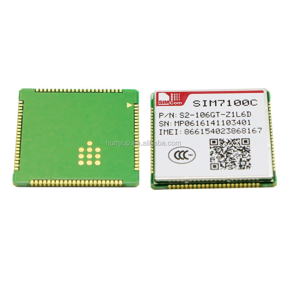 4 Г LTE Модуль SIM7100C многополосный SMT Тип Модуля