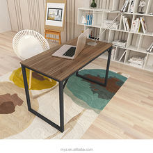 computer desk standing table modern office furniture hot wooden desk for sale