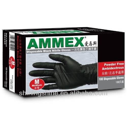 2020 hot sale tattoo disposable ammex latex glove