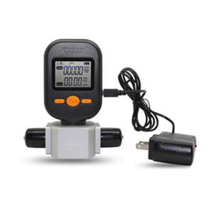 Portable digital mass Gas air Flow Meter