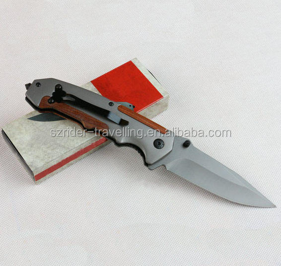 OEM camping folding knife tactical knife china produce knife