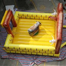 Hot Selling Inflatable Rodeo Bull Riding Machine Inflatable Mechanical Rodeo Bull For Sale