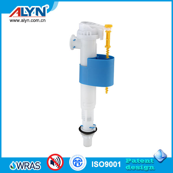"WRAS G1/2"" G15/16"" currency tank fittings POM dual enter adjust toilet fill valve"