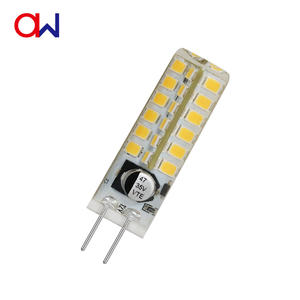 2020 New Dimmable 360 degree AC DC 12V 5W G4 LED bulb with CE ETL RoHS