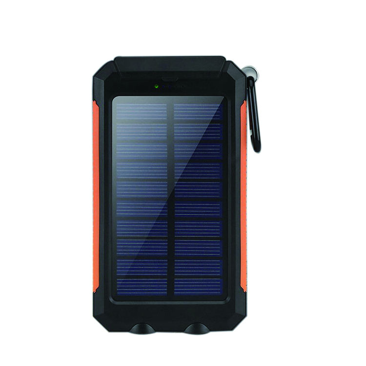 2018 solar gadgets 20000mah power bank solar charger