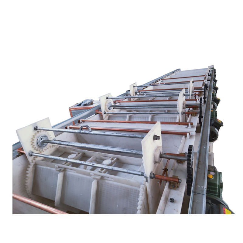 High performance most competitive nail galvanized machine production line