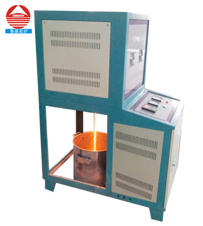 High Temperature Aluminum / Glass / gold / metal / electric melting furnace with 1600C