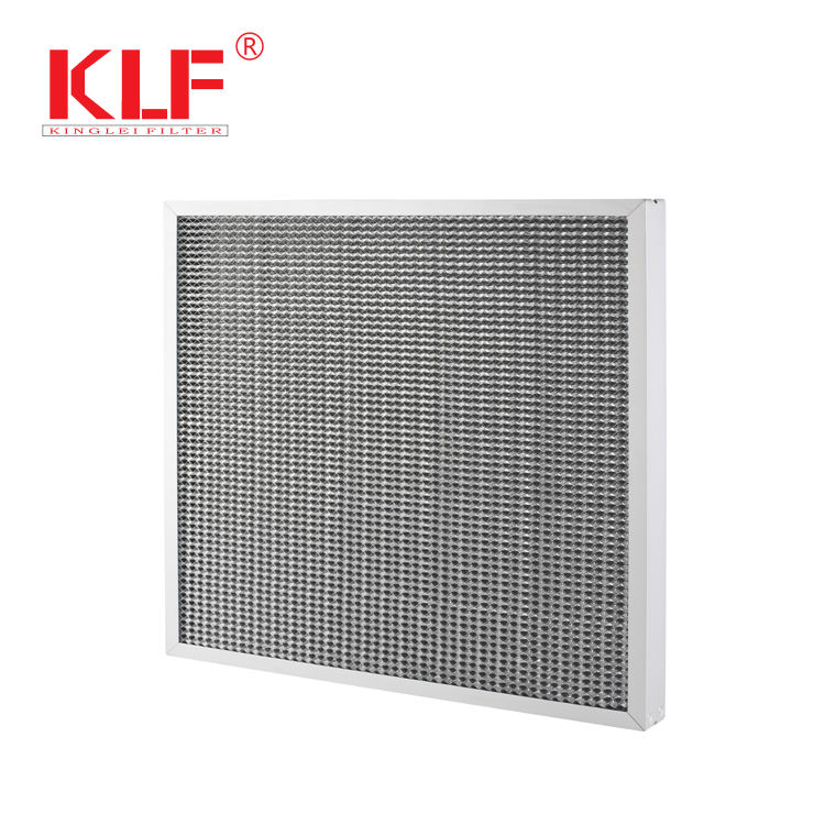 Kitchen chimney Aluminum honeycomb grease filter