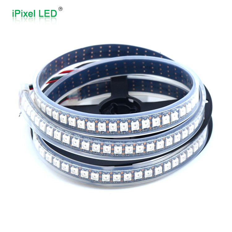 Smart Led de luz de tira Flexible Rgb completa 144 Leds/M Ws2812B Led tira