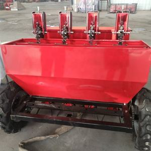 Fertilizing Two Rows sweet potato planter 3 point hitch mini tractor 4 rows garlic planter machine for sale
