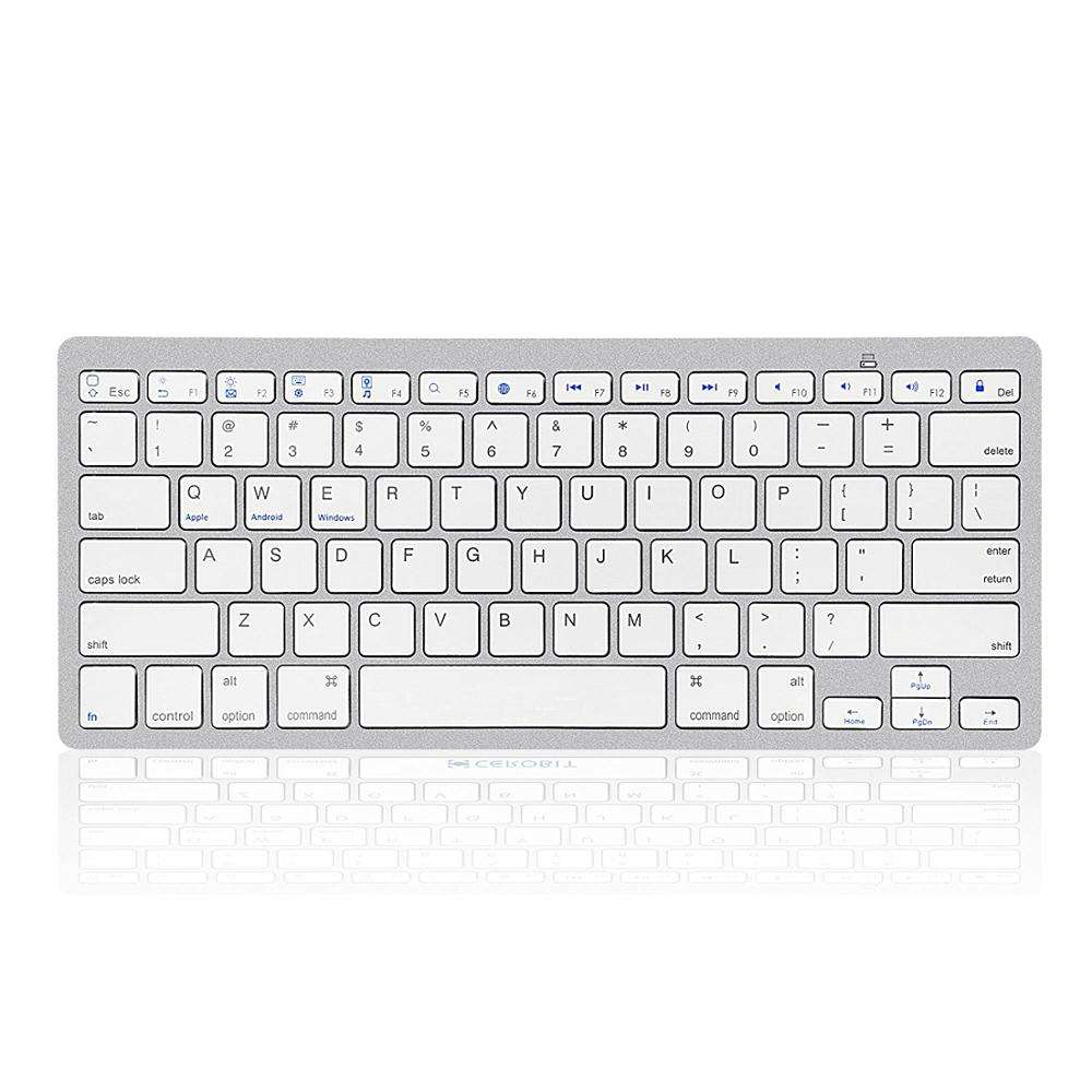 Teclados inalámbricos bluetooth originales a estrenar para Apple MacBook Ipad Iphone