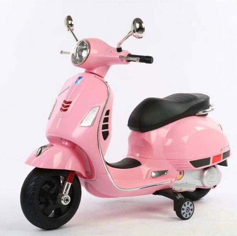 Hot sale big toys baby plastic children electric car 2 wheel motorcycle for kids girl