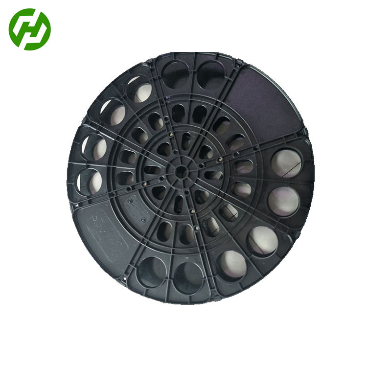 Manufacturers produce 600mm plastic spools for connector terminals large spools tapes plastic reels Reel disk