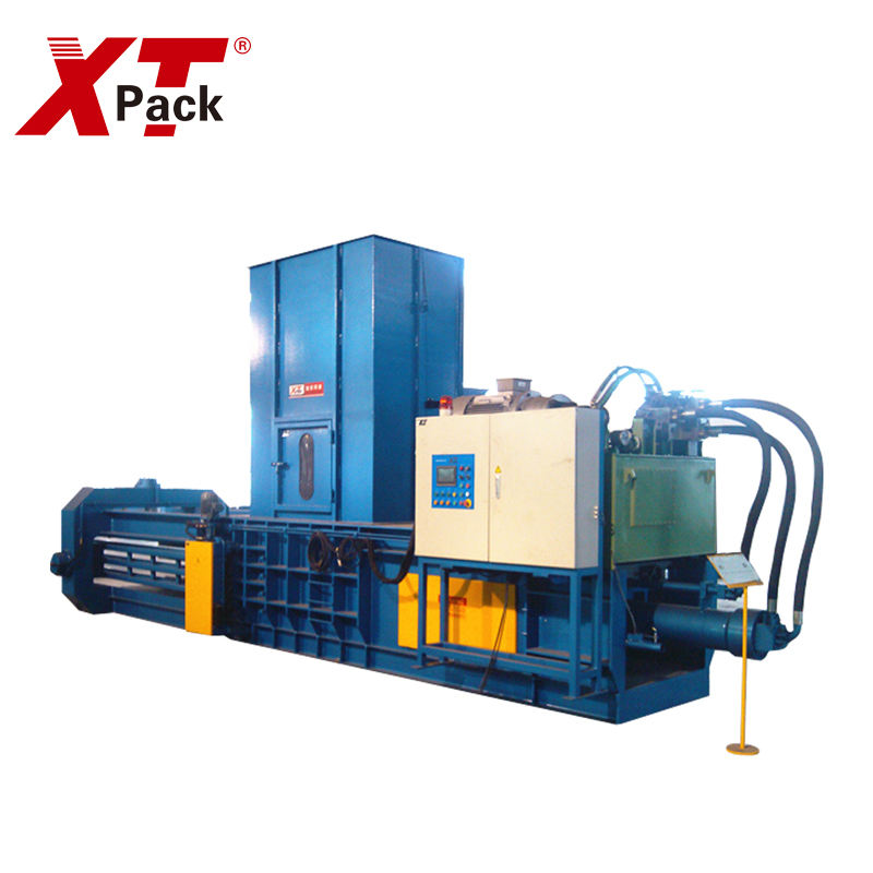 Retail Sawdust Baler Machine Great Sawdust Recycling Baler Plastic Bailing Machine