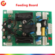 replacement spare parts feeding board for infinity/challenger/phaeton USB solvent printer original and new