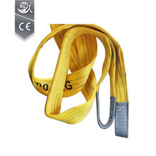 1T/2T/3T/4T/5T Polyester Lifting Webbing Sling