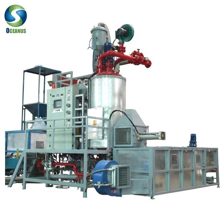 China Factory Direct Sales EPS Batch Pre-expander Foaming Machine EPS Machine