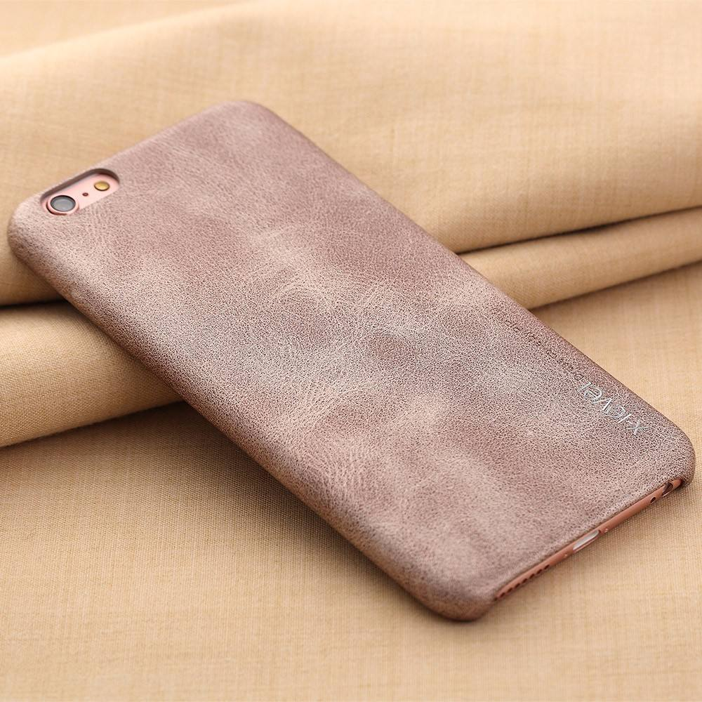 [X-level] For iphone 6 leather case back cover,Free Sample Phone Case Custom for iphone 6 case cover