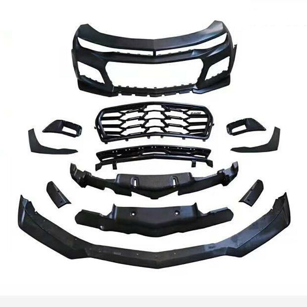 PP bumper body kit for for Chevrolet Camaro car body kit 16-17