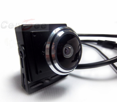 1.78 Mm Fisheye Kamera USB 2.0 Bank ATM Android Micro 2MP Fisheye Mini USB Kamera