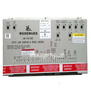 Woodward 2301A Load Sharing and Speed Control 9907-018