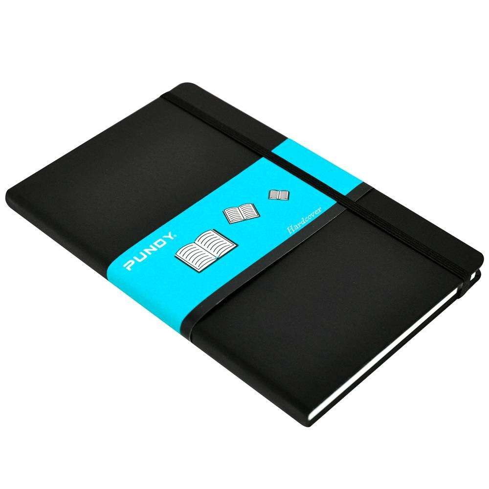Wholesale coated paper cover journal A5 B5 notebook diary with custom hot-stamp logo printing