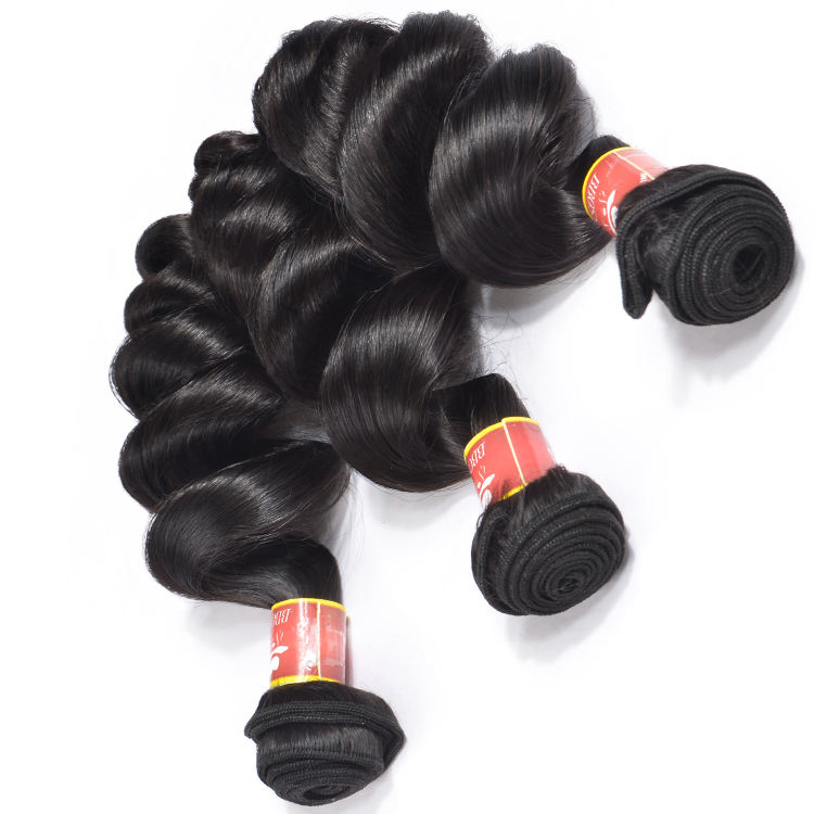 most popular kbl machine made real remy raw double drawn hair wholesale virgin hair