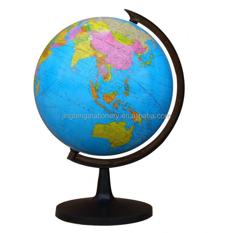 HOT SALE Superior quality travel scratch globe from China