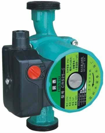 Circulation Pump (25/4-180) 3-Speed wilo style pump