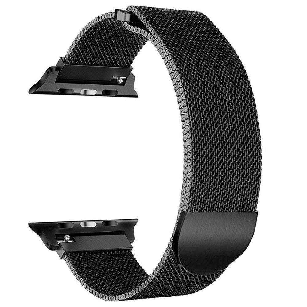 Shenzhen VILO Luxury Milanese Loop Magnetic Strap for Apple Watch Milanese Series 4 3 2 1 Band 38mm 40mm 42mm 44mm