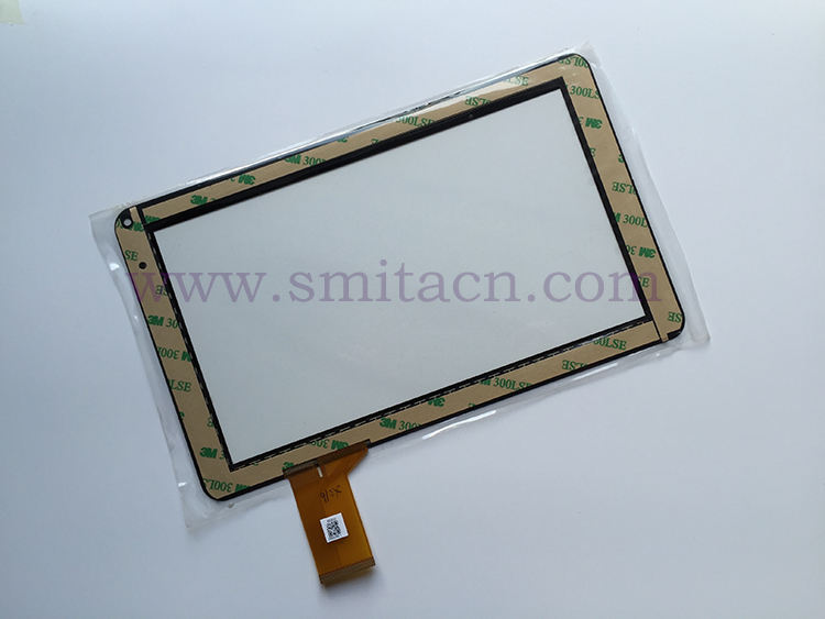 9 inch MF-393-090F Capacitive Touch Screen Panel Digitizer For Tablet